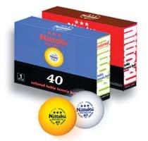 Nittaku Premium 3-Star Balls