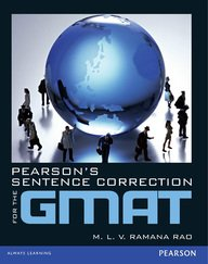 The Pearson Guide to Gmat Sentence Correction