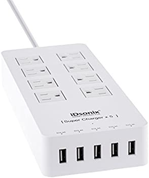 iDsonix 8 Power Socket Outlets