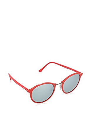 Ray-Ban Gafas de Sol 4242 764/ 30 49 (49 mm) Rojo