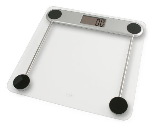DIGITAL BATHROOM SCALE FEATURES