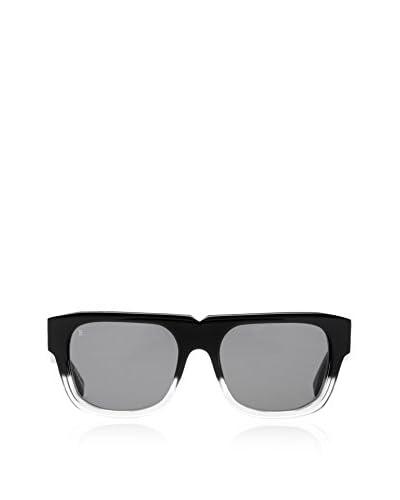 Raen Coda Rectangular Sunglasses, Matte Root Beer
