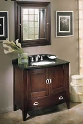 Spectacular Collage Bath Vanity Fairmont Designs Bathroom Vanity V