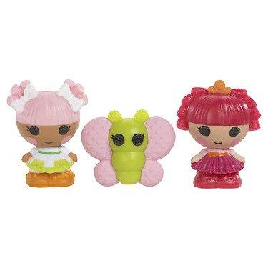 Lalaloopsy Tinies Figures Series 2 (531654) 3 Pack - 1