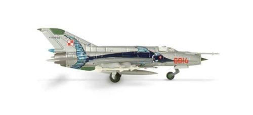 Herpa Polish Air Force MIG-21MF 1/200