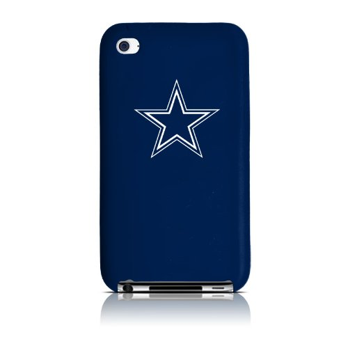 Tribeca FVA3695 Varsity Jacket Silicone iPodTouch - 4th Generation - Dallas Cowboys - Dark Blue at Amazon.com