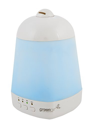 GreenAir SpaVapor 2.0 Long-Running Instant Wellness Essential Oil Diffuser for Aromatherapy by Green Air