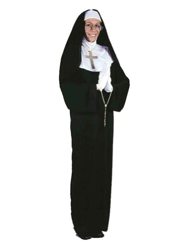 Mother Superior Plus Sz Adult Womens Costume