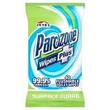 Jeyes Parozone Citrus x 40 Toilet Wipes