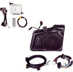 Gm # 19119199 Kicker Audio Upgrade (Includes 200-Watt Subwoofer And 200-Watt Dsp Amplifier)