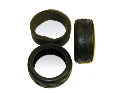 Redcat Racing Road Tire (2 Piece)