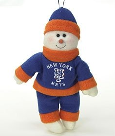 New York Mets 10'' Snowflake Friends