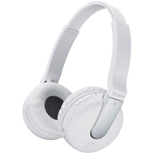 Sony Dr-Btn200 Wireless Bluetooth Headphone - White (Japan Model)