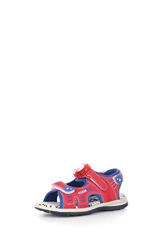 Super Jump 2810 Sandali Bambino Eco-pelle Rosso Rosso 34