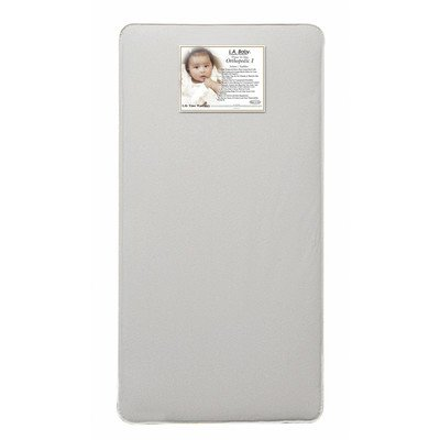 L.A. Baby Orthopedic Mattress front-337015