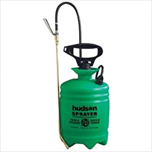 H. D. Hudson - Yard & Garden/Deck & Fence Sprayers 2 Gallon Yard And Gardenpoly Sprayer: 451-66192 - 2 gallon yard and gardenpoly sprayer