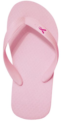 Cariris Ribbon Awareness Kids Baby Pink front-39843
