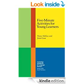 Five-Minute Activities for Young Learners (Cambridge Handbooks for Language Teachers)