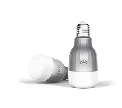 Ollivan-Xiaomi-Mi-Yeelight-Lampadina-LED-applicazione-intelligente-Wifi-telecomando-regolabile-lampadina-luminosit-Eyecare-Colore-della-luce-Multi-Coloured-intelligente-lampadina-Smart-Home-Lamp-per-S