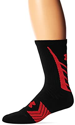 Under Armour Men's Undeniable All Sport Crew Socks (1 Pair)