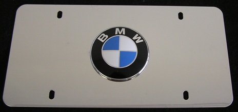 Custom Bmw License Plates