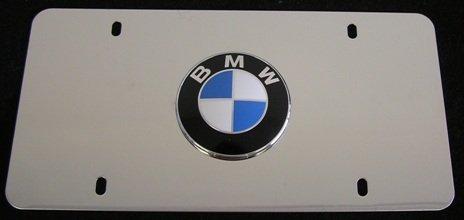 German License Plate Frame