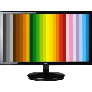 Aoc 19In Lcd Mon Widescreen-Tft Led Backlight