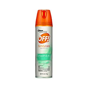 Johnson S C Inc 22154 Off Skintastic Smooth and Dry Insect Repellent