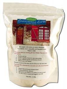 Lumino Organic Diatomaceous Earth 1.5 lb from Lumino