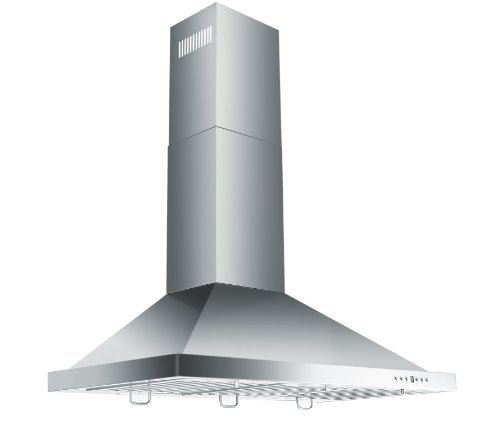 Z-Line ZLKB-36: the easy to clean range hood