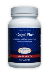 Enzymatic Therapy - Gugulplus - 45 Tablets [Health And Beauty]