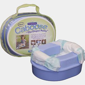 Bonaco Caboose Travel Potty - The Diaper Potty