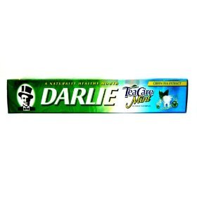 Darlie Tea Care Mint Green Tea Naturally Healthy Mouth Fluoride Toothpaste 160G
