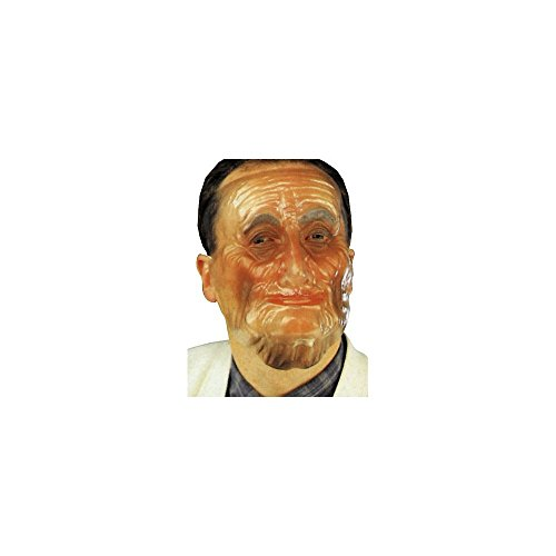 WMU Mask Plastic Old Male Trans - 1