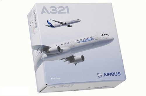 1:400 ドラゴンモデルズ 56354 エアバス A321 ダイキャスト モデル エアバス インダストリ 2011 コーポレイト モデル【並行輸入品】