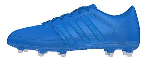 Adidas Gloro 16.1 Fg, Scarpe da Calcio Unisex - Adulto, Blu (Shock Blue/Shock Blue/Shock Blue), 38 2/3 EU