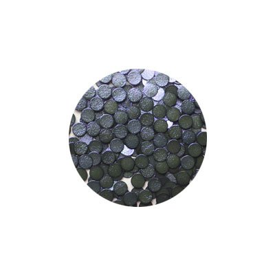 shu shu ピカエース 丸ビビット2mm #652 ブラック