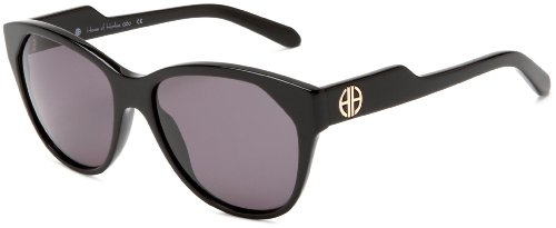 House Of Harlow 1960 Cary Womens Sunglasses Black One Size