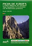 Picos De Europa y Costa Oriental De Asturias, Napa Excursionista