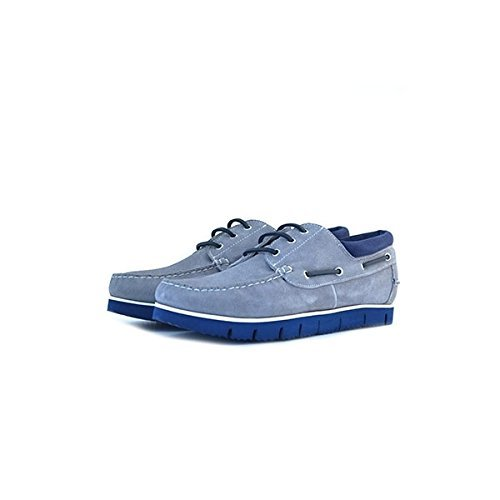 Docksteps dse102934 kayak low 1152 suede grey - jeans n° 43