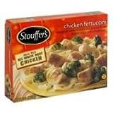Nestle Stouffers Entree Chicken Fettuccini in Alfredo Sauce, 10.5 Ounce -- 12 per case.