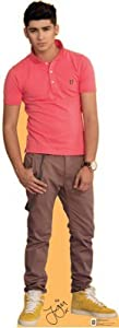 (24x67) Zayn - One Direction Lifesize Standup Poster by Poster Revolution