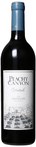 2011 Peachy Canyon Westside Paso Robles Zinfandel 750 mL