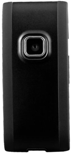 uCorder Pockito IRDC260-B 2.5-Inch Wearable Mini Pocket Camcorder Plus Webcam with 2 GB Micro SD Memory (Black)