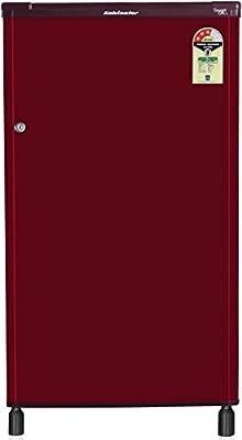 Kelvinator KW183E Direct-cool Single-door Refrigerator (170 Ltrs, 3 Star Rating, Burgundy Red)