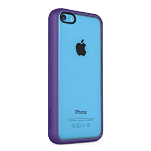 Belkin View Case / Cover for Apple iPhone 5c (Blacktop) from Belkin