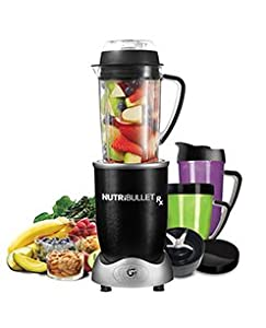 how to use nutribullet rx