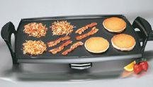 Griddle Electric front-491560