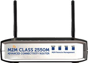 DataJack - 2550M Mobile Broadband Router