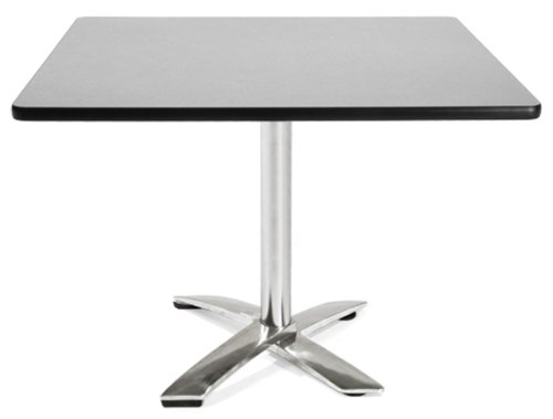 "42"" Square Folding Multi-Purpose Table (Gray) (29.5""H x 42""W x 42""D)"